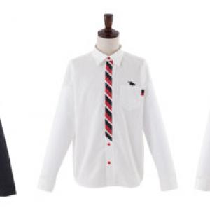 烏野・音駒・青城カラーのオシャレなフェイクタイシャツなど新商品続々! アニメイトで『ハイキュー!!』フェア開催[オタ女]