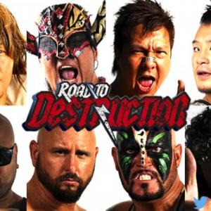 新日本プロレスの小島聡選手とマスカラ・ドラダ選手の会話が癒される