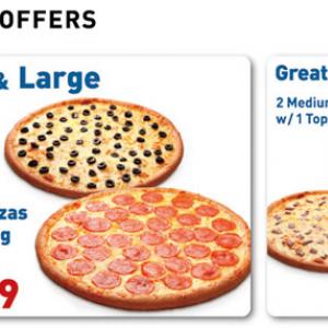 ドミノピザ公式サイトでお得に注文する方法