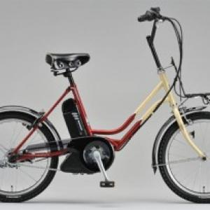 """ブリヂストンのおしゃれな""""電動""""小径自転車『ベガスE.A』"""