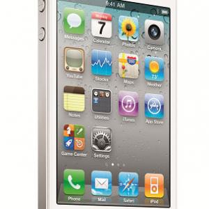 『iPhone 4』ホワイトモデルついに登場! 『iPad 2』と同時に本日より発売