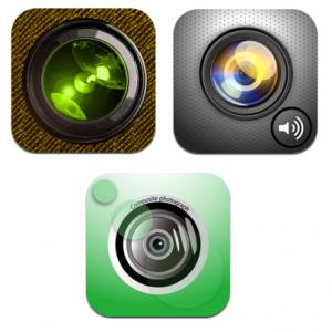 【アプリ】iPhoneやiPad2のシャッター音を消せるアプリ紹介 脱獄不要だよ