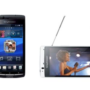 ソニー・エリクソンが日本市場向けの新『Xperia』 Androidスマートフォン『Xperia acro』を発表