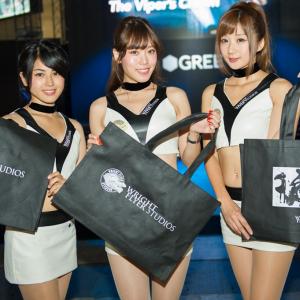 【東京ゲームショウ2015】美人コンパニオンまとめ 華麗! 第一弾