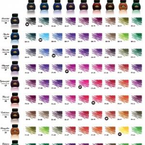 万年筆が楽しくなる! 好きな色のインクを無限に調合できる『ミックスフリー』