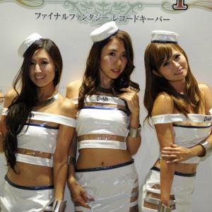 【東京ゲームショウ2015】美人コンパニオンまとめ 第五弾