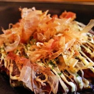 ふわっふわの生地が美味しい『豚玉』を食す @『花華』大阪 東心斎橋