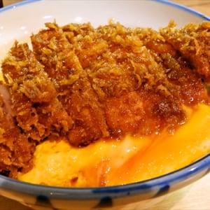 カツ丼界のニューウェーブ? カツ丼から玉葱を抜く件の是非 @『瑞兆』渋谷