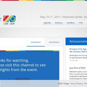 『Google I/O』って何? 今年話題の新サービスをまとめてみた