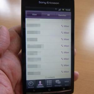 無料通話できるアプリ『Viber』のAndroid版を先行入手! iPhoneユーザーとも通話可能