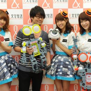 ロボットが『超!A&G+』の新番組にレギュラー出演!? 文化放送『オムニボット ナイト!』初回収録前のスタジオに潜入取材