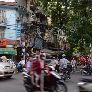 【暮らすように旅する】ハノイの旧市街地でベトナムの日常と出会う