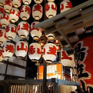 大津祭は宵宮も風情があって面白い!