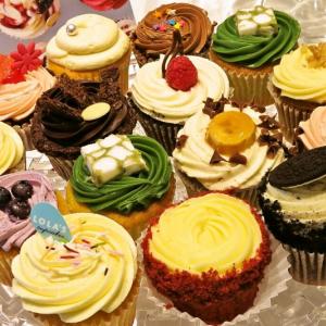 ロンドン生まれのカップケーキ『LOLA'S Cupcakes』が日本初上陸! 注目フレーバーは?