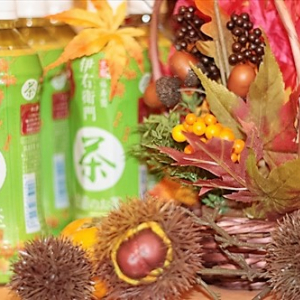 秋バージョンの伊右衛門で一足先に五感で楽しむ! 『北海道メディアセミナー』取材記