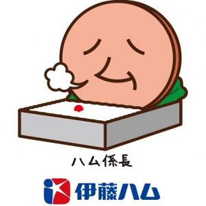 """超""""ハム顔""""!? 伊藤ハム『Facebookページ』の""""ハム係長""""が大人気!"""