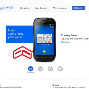 おサイフケータイGoogle版『Google Wallet』についてざっくり理解してみよう