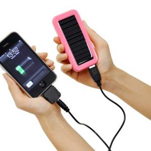 【募集終了しました】スマートフォン専用のソーラーバッテリー『iCharge USA』のレビューをしてくださる方募集【ガジェモニ】