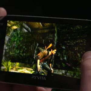 E3 2011 ソニープレスカンファレンスでPSP後継機種の正式名称などを発表! 価格は2万4980円から