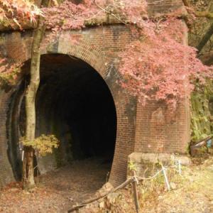 愛岐トンネル群2015年秋の特別公開まで一か月を切りました