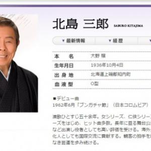 北島三郎の馬「キタサンブラック」が菊花賞を制覇! 悲願達成に「まつり」を披露