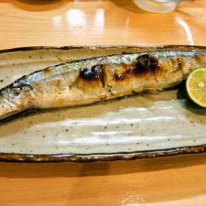 秋刀魚の季節到来!寿司屋で秋刀魚を食べ尽くしてみた@『江戸前寿司まさき』相模原