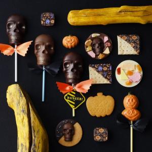 スカルモチーフが可愛い!『コンパーテスショコラティエ』のハロウィン限定商品を一挙紹介!