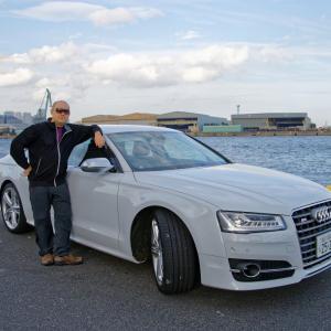 『トランスポーター』三代目マーティン候補が浮上?! 超クールな「Audi S8」に乗ってみた