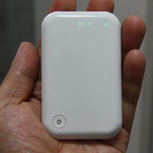 エディオンWiMAXモバイルルーター『URoad-8000EDW』を試してみた