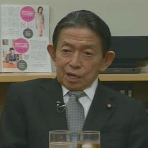 西岡参議院議長、語る(1) 「国会の運営をやるだけが議長ではない」