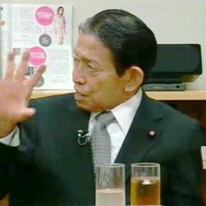 西岡参議院議長、語る(3) 「小沢さんは日本にとって一つの存在だと思う」