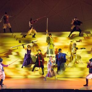 刀剣男士がアイドルユニットになっていた! 歌にダンス 早着替えありのミュージカル『刀剣乱舞』[オタ女]