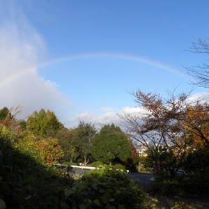 琵琶湖へ虹を見に来ない? 10月9日から始まった「虹予報」は観光の架け橋になるか