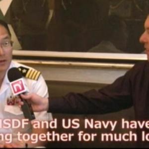 海自の練習艦かしまの艦長「オペレーション・トモダチ」を語る