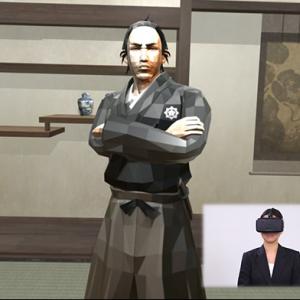 面接官が坂本龍馬……だと!?  『Oculus Rift』を活用した未来型の面接システムが登場