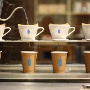 『BLUE BOTTLE COFFEE』が初コラボ!自由が丘に期間限定ショップ登場