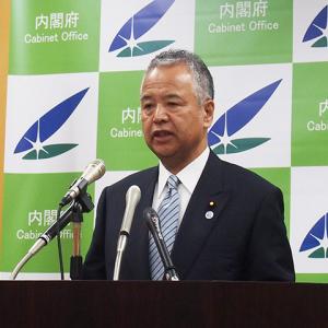 甘利明・内閣府特命担当大臣会見 「マイナンバーの配達の遅れはしっかりした対応を要請する」(2015年11月20日)