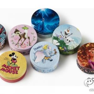 大人気の全身保湿剤スチームクリーム『ディズニーデザインセット2015』11月18日より発売中!