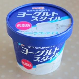 ローソン限定!生きた乳酸菌入りのヨーグルトアイスが登場♪