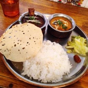 開店前から列のできる、本格インドカレーのお店『Shiva Curry Wara(シバカリーワラ)』