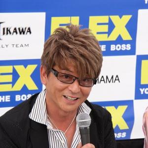 哀川翔が8月開催の『アジアクロスカントリーラリー2011』参戦を発表