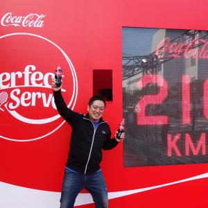 [PR]時速210キロ! テニスのトッププロのサーブを体感できるコカ・コーラの『Perfect Serve』に挑戦してきた