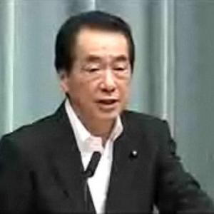 菅首相「原発に依存しない社会を目指す」 脱原発解散は否定