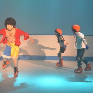 悟空・ルフィ・ナルトと一緒にアイススケート!? 冬限定イベント『J-WORLD ON ICE MAGIC』開催