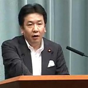 ベトナムへの原発輸出推進へ  枝野長官「日本の技術に対する評価、ポジティブに受け止めたい」