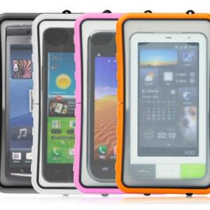 まさかの水没時も安心 各種スマートフォン対応IPX7等級防水ケース『Krusell SEaLABox XL』
