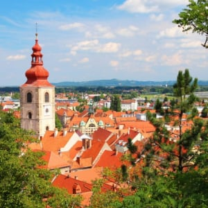 スロベニア最古の街「プトゥイ」でヨーロッパのナマハゲと出会った