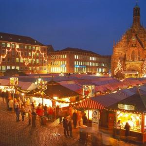 光が煌めく、幻想的な世界♡世界一有名なドイツのクリスマスマーケットに行ってきた
