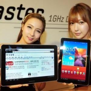 Samsung、地上波DMB対応の韓国向けGalaxy Tab 10.1を発表