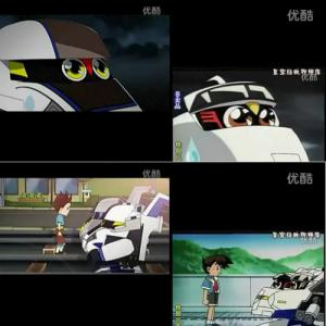 中国高速鉄道を主役にしたアニメが日本のアニメをモロパクリで大問題! 「アイヤーたまたま似てたアル」
